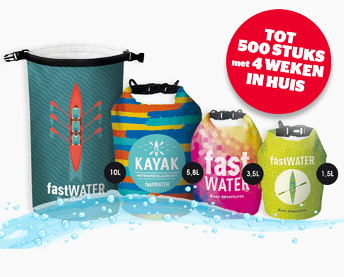 Product van de maand - waterproof bag