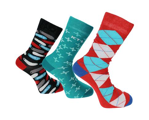 Product van de maand - logo sokken