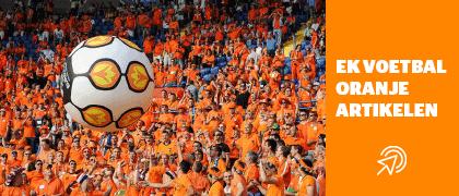 Oranje relatiegeschenken: tijd voor het EK voetbal!