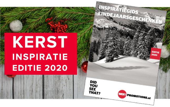 Kerst- en eindejaarsgeschenken 2020