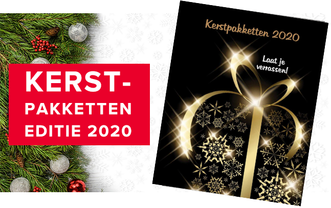 Kerstpakketten 2020