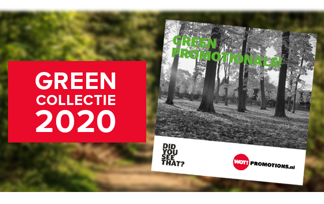 Green Promotionals 2020
