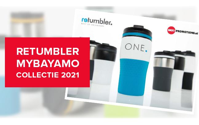 Retumbler MyBayamo collectie 2021