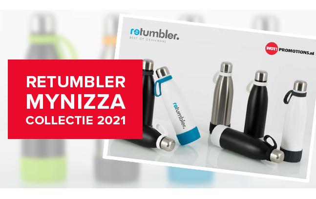 Retumbler MyNizza collectie 2021