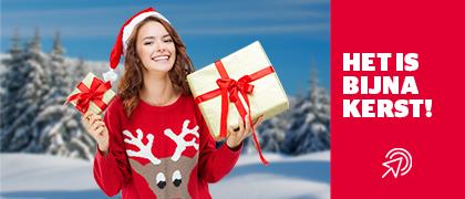 Last minute kerstpakketten en eindejaarsgeschenken
