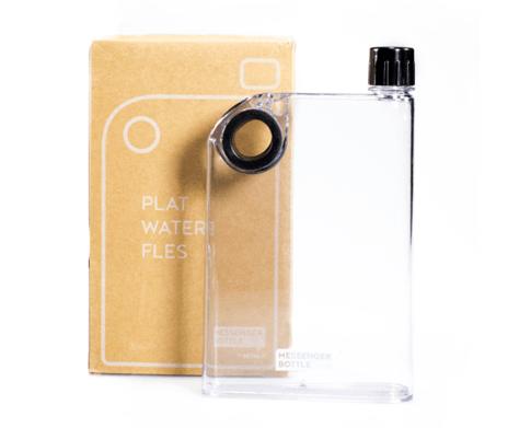 Product van de maand - Platte waterfles