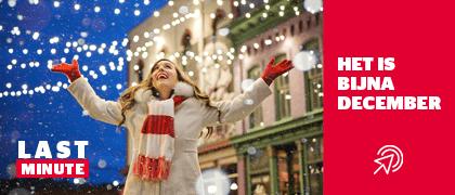 Bijna december: last minute eindejaarsgeschenken